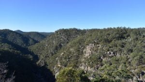View from Koonin Lookout
