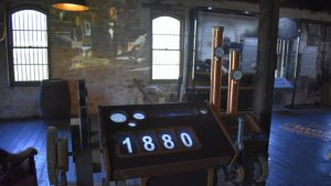 Time Machine exhibit at the Bond Store in the Maryborough Heritage Gateway