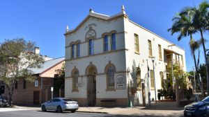 Historical Military and Colonial Museum in Maryborough in the Portside District