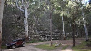The Wall at Kroombit Tops National Park