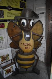 The Aussie Bee, Beaudesert's Big Thing in days gone by