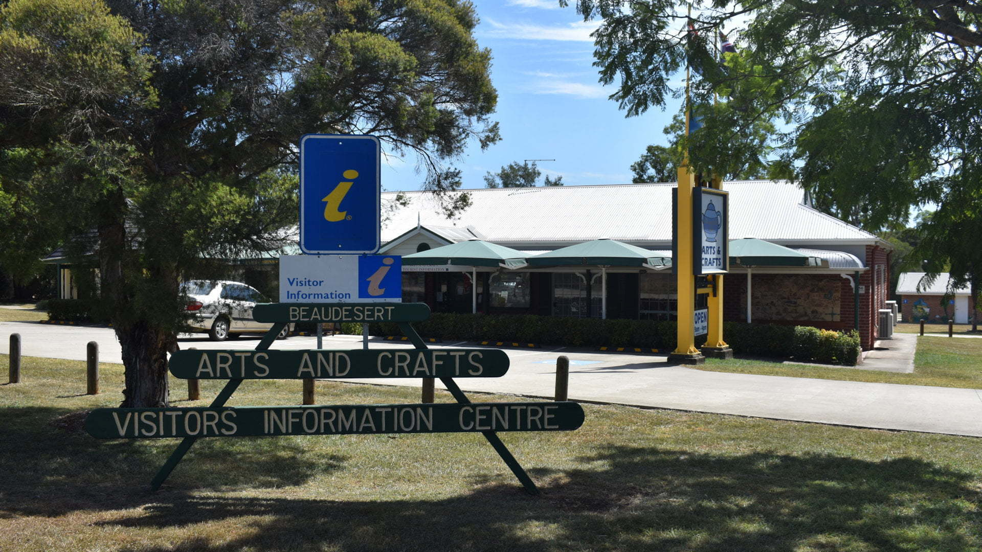 Beaudesert Arts and Crafts Visitor Information Centre