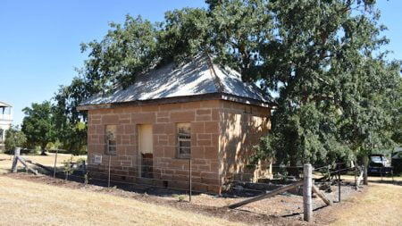 Glengallan Homestead Station House
