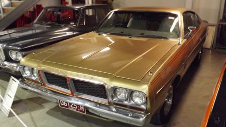 1978 Chrysler CL Charger at Shepparton Motor Museum