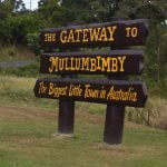The Gateway to Mullumbimby - The Biggest Little Town in Australia