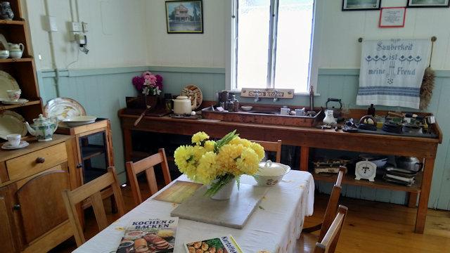 Das Neumann Haus Kitchen