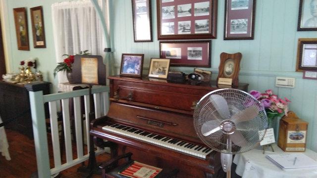 Das Neumann Haus Piano
