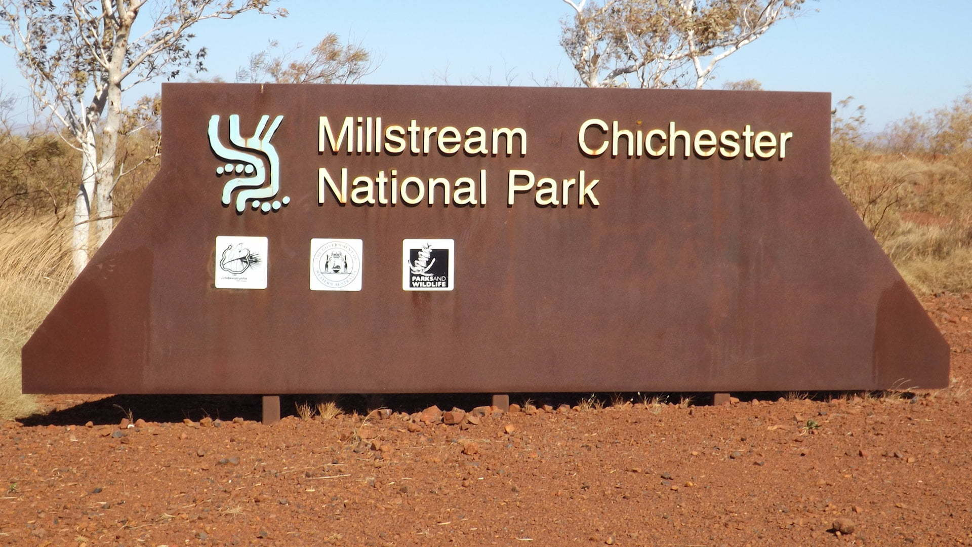 Millstream Chichester National Park
