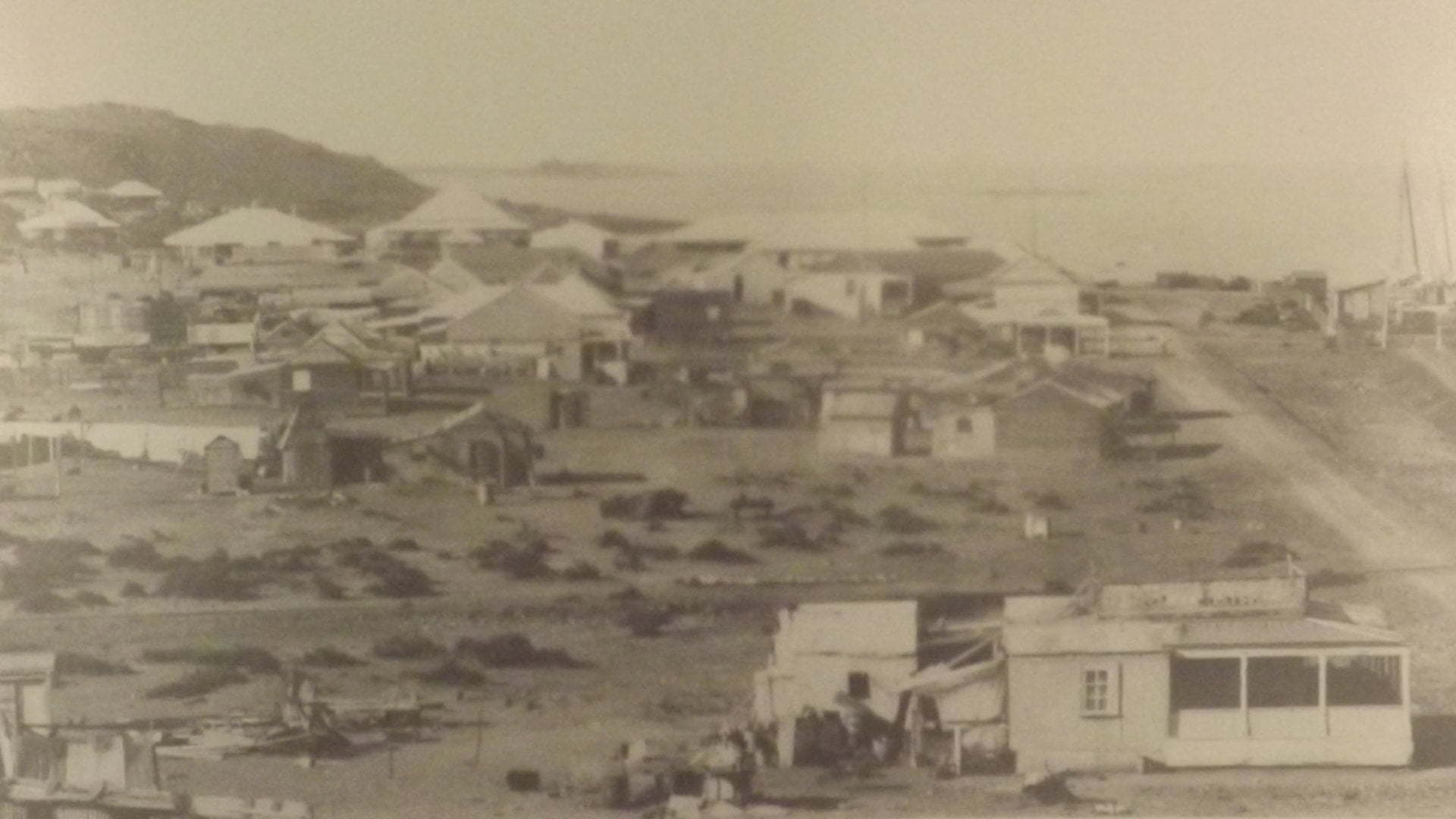 Cossack historical village photo from 1897