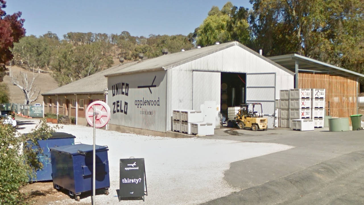 Applewood Gin Distillery in Gumeracha South Australia