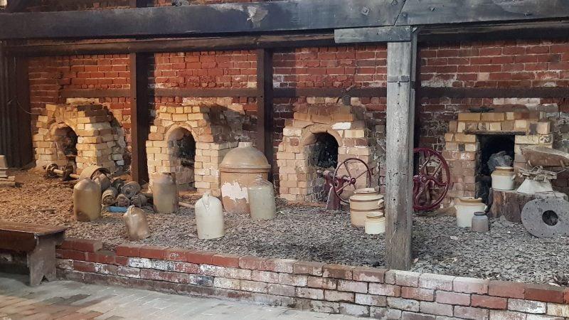 Bendigo Pottery is Australia's oldest working pottery, established in 1858