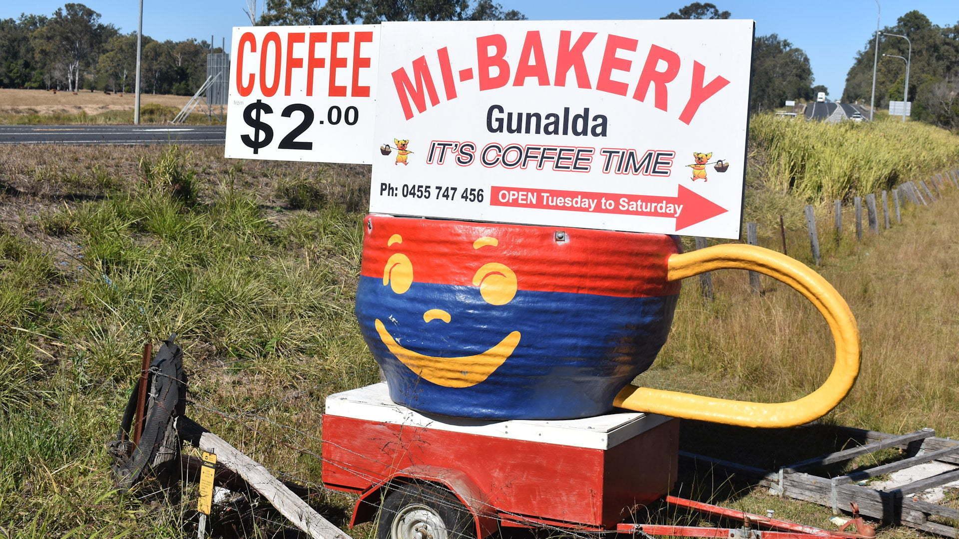 Big Cup Gunalda