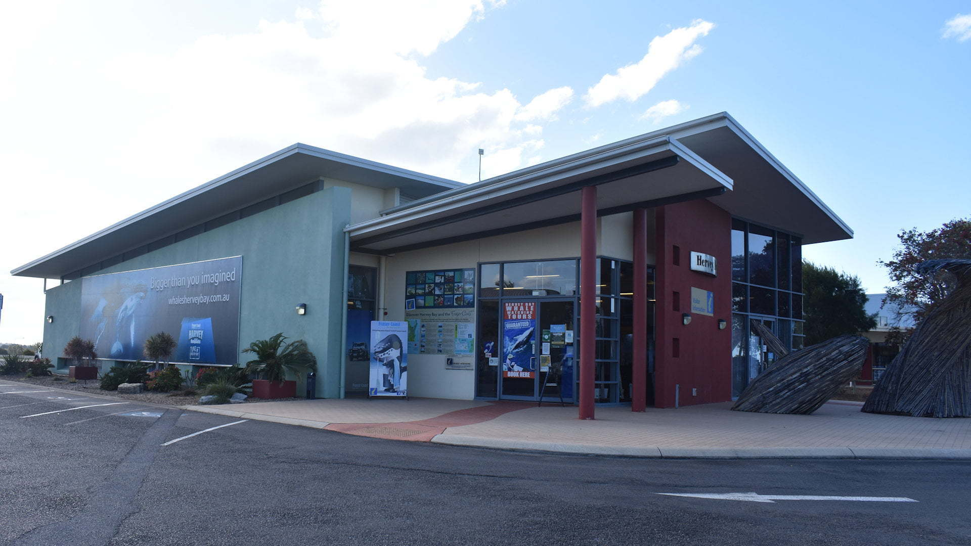 Hervey Bay Visitor Information Centre