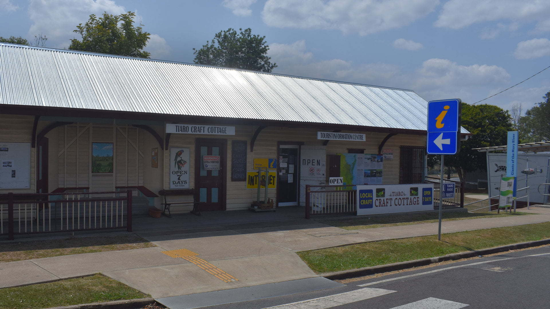 Tiaro Visitor Information Centre