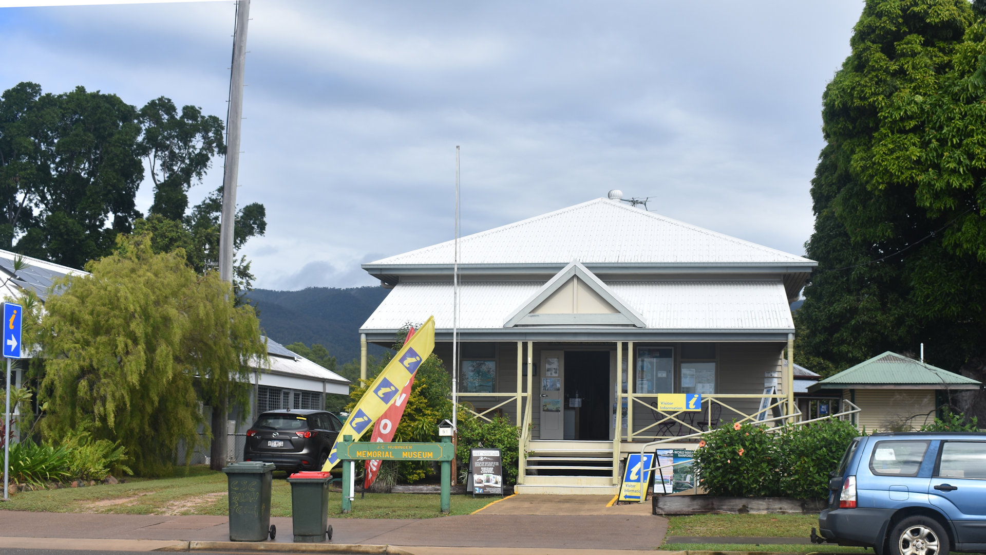Cardwell Visitor Information Centre