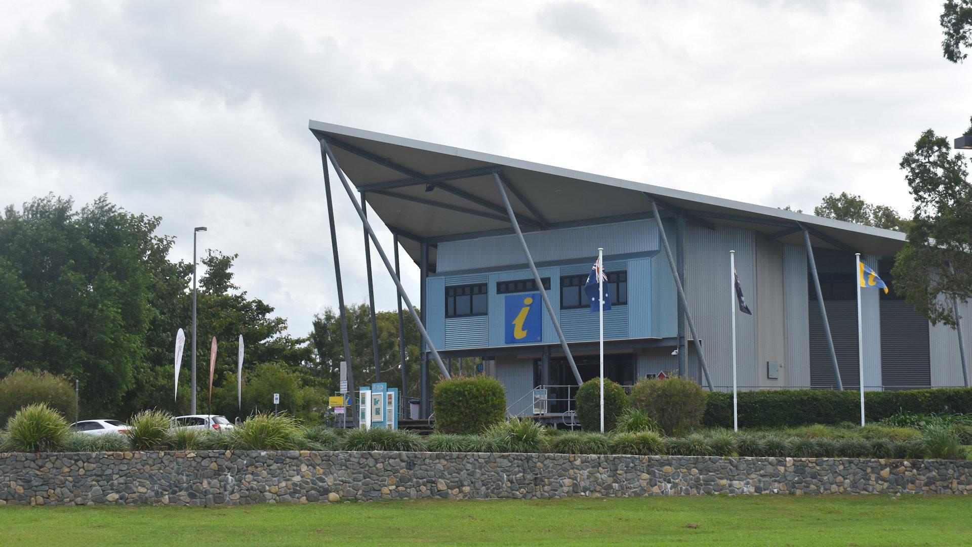 Hinchinbrook Visitor Information Centre in Ingham